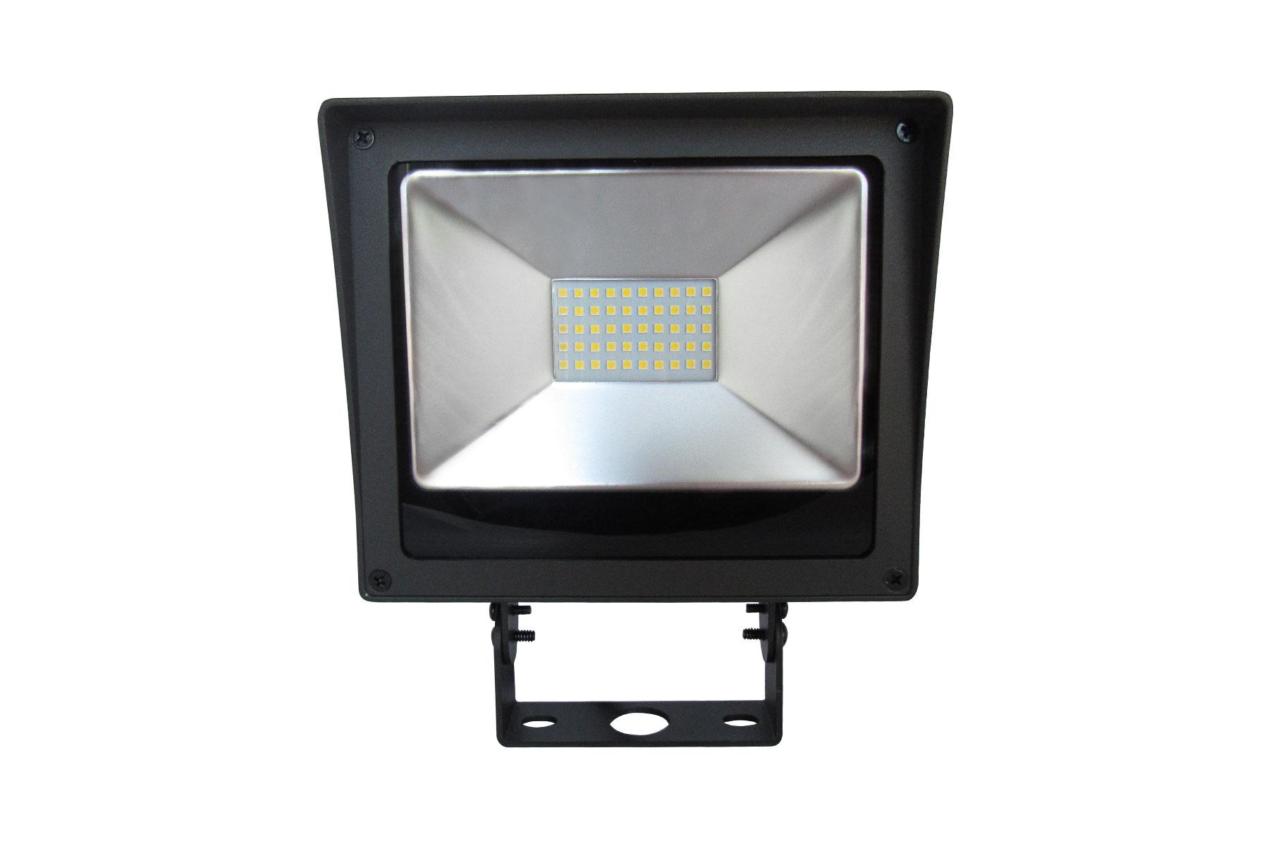 80W-Low-Wattage-LED-Flood-Light-Yoke-Mount