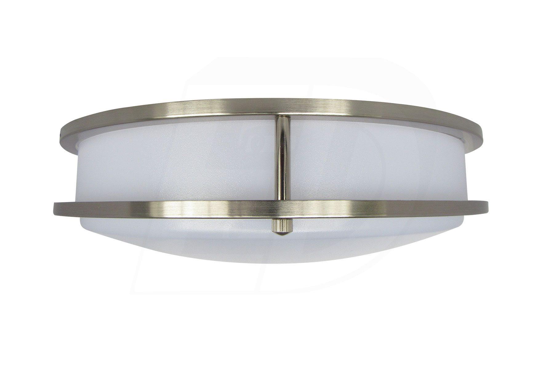 Double-Ring-LED-Flush-Mount-Ceiling-Light