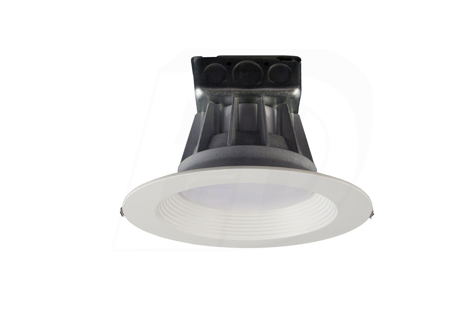 8 Inch. Round Integrated LED Retrofit Recessed Lighting