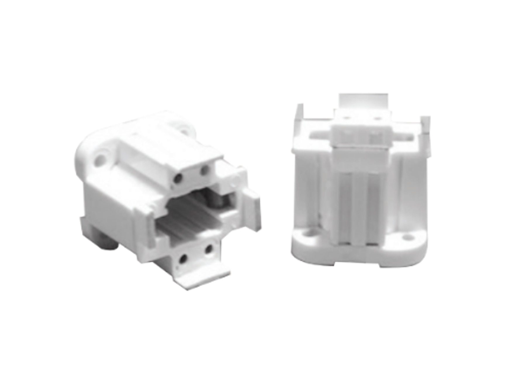 GX24 CFL Light Socket