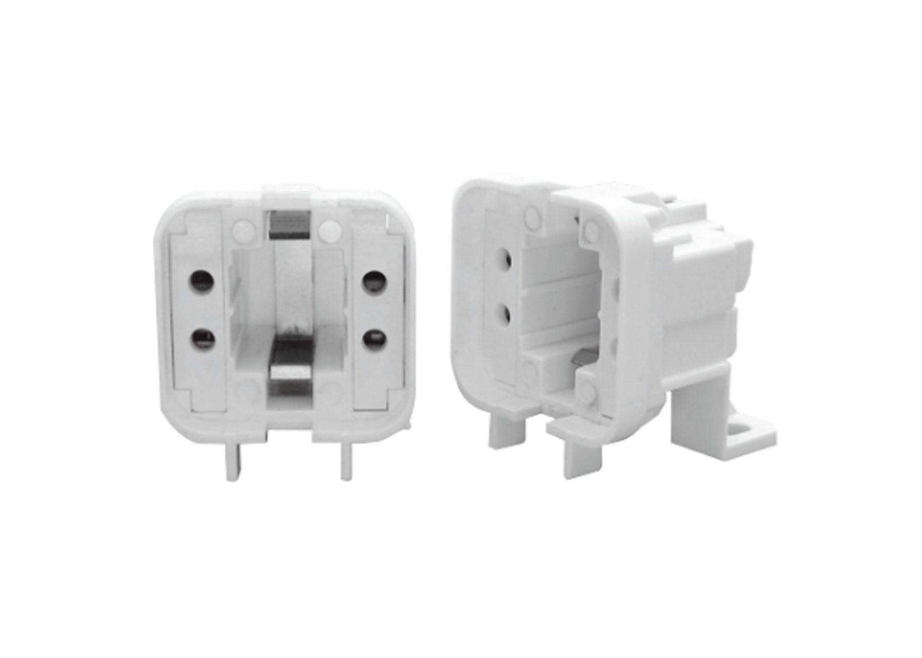 GX24-Q3/4 CFL Light Socket