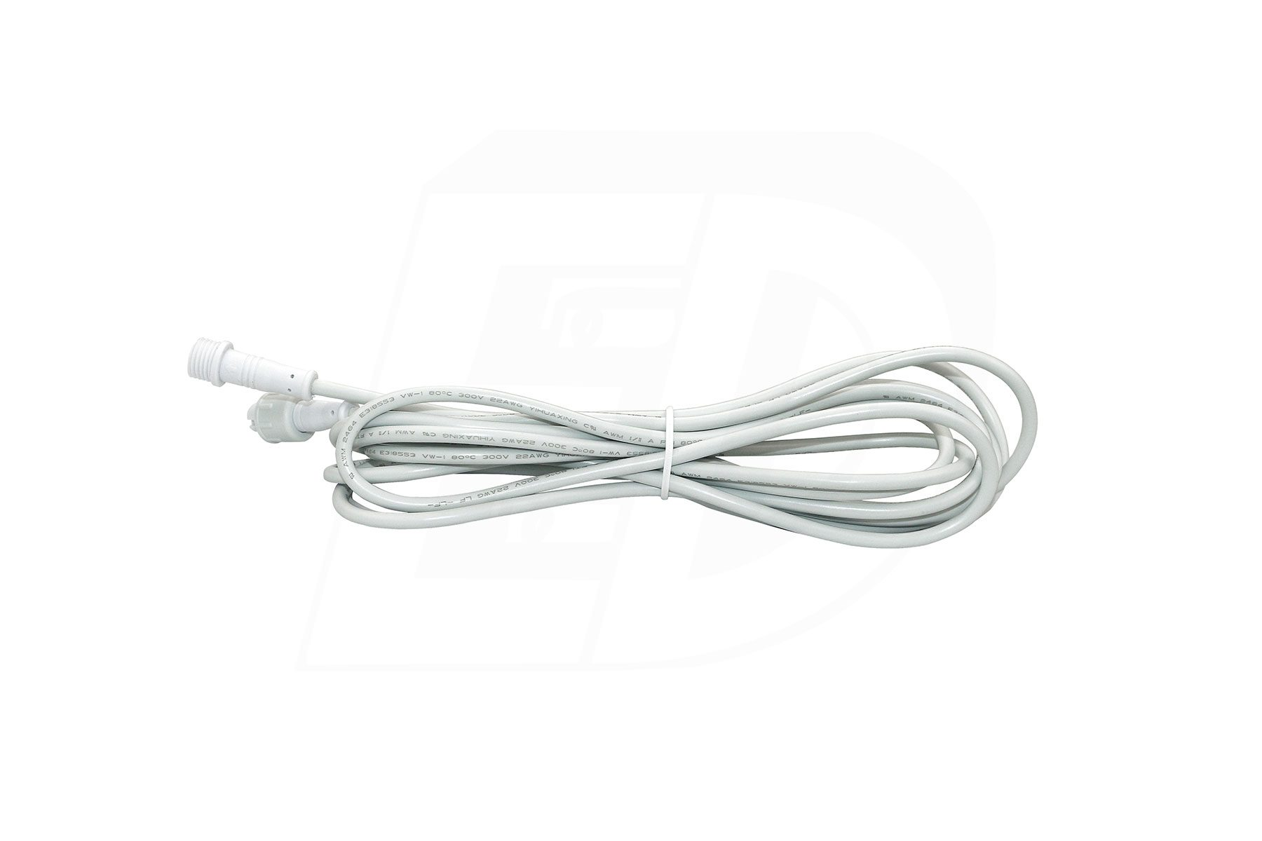 72″ Long Extension Cord for DLSG 3 Inch. Round and Square LED Gimbal Recessed Light / DLRB 2 Inch. Round and Square LED Baffle Recessed Light
