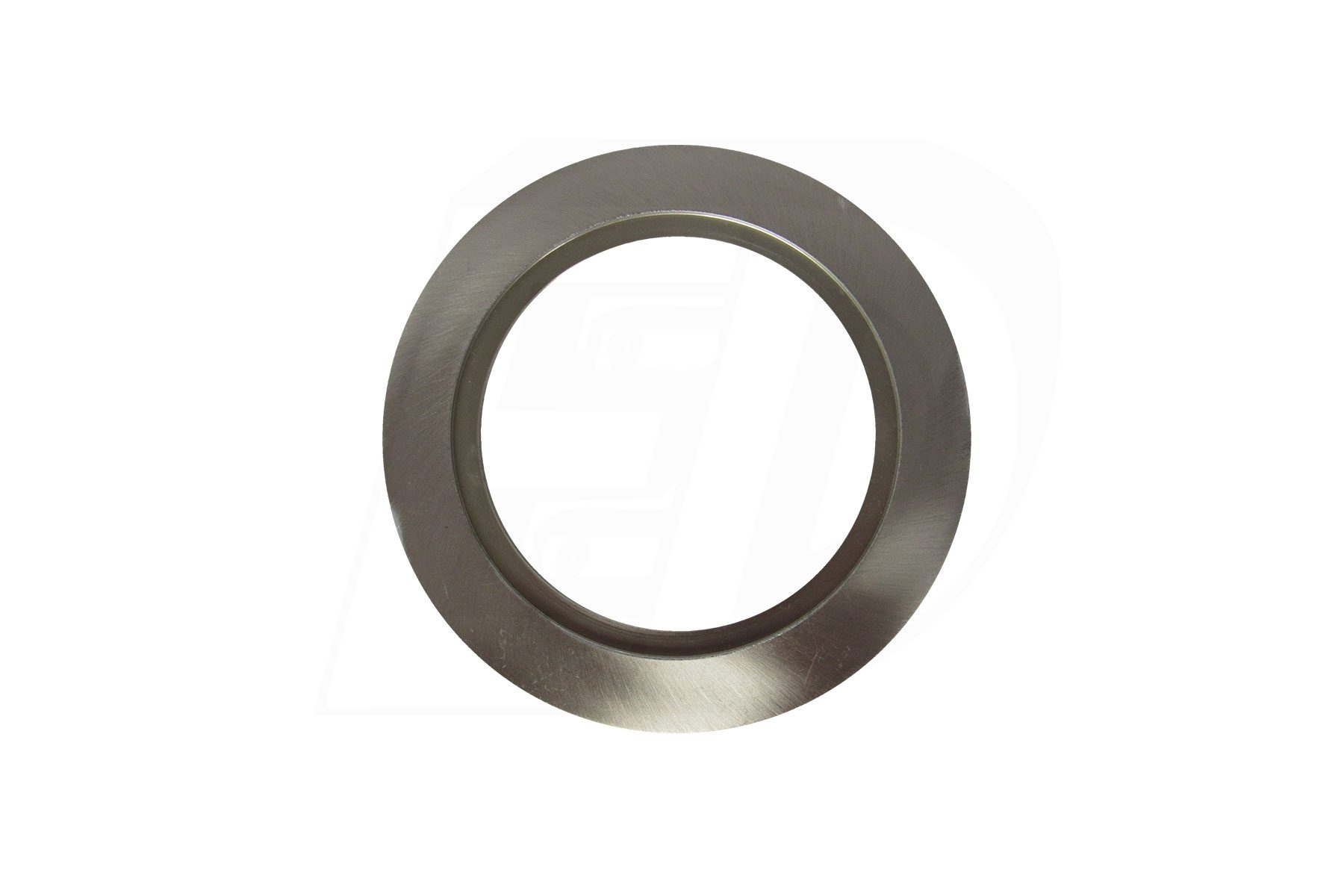 """Brushed Nickel Goof Ring Overall Diameter 4 1/2"""" for DLSGR 3 Inch. Round Integrated LED Gimbal Recessed Light"""