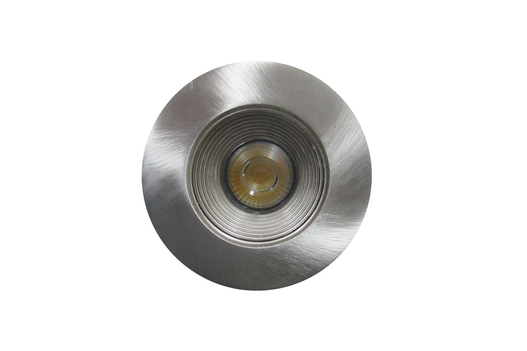 Baffle-Recessed-Light-Brushed-Nickel