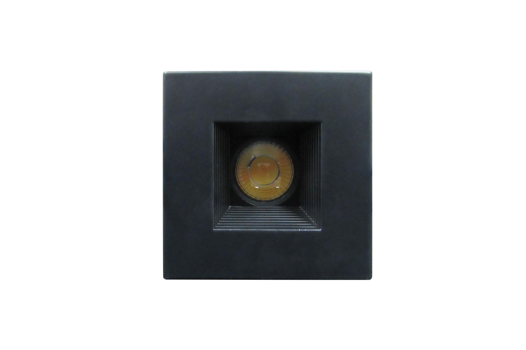Square-Baffle-Recessed-Light-Black
