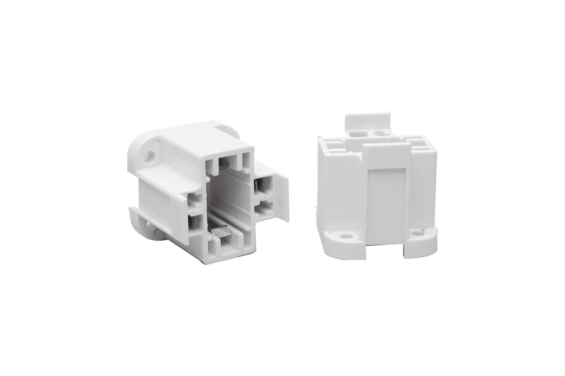 4 Pin G24-Q5, GX24-Q5 CFL Light Socket