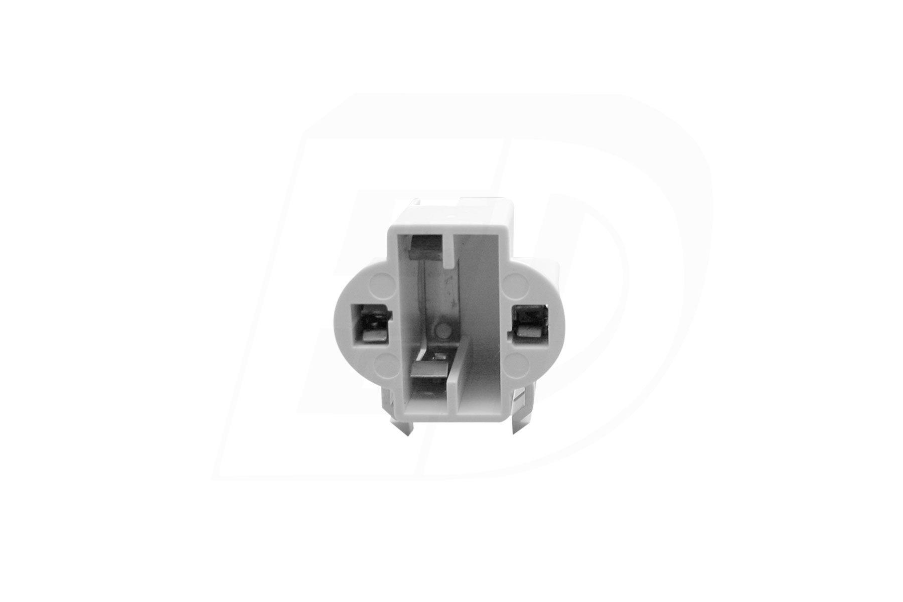 G23-2 CFL Light Socket - Horizontal Snap-in Mount