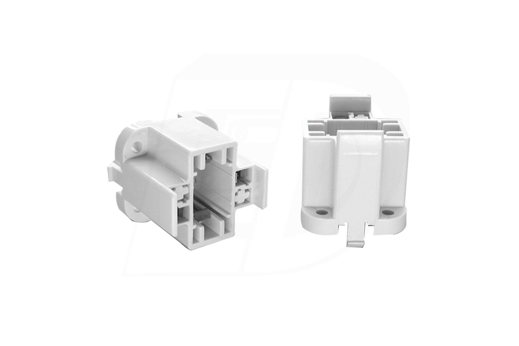 2 Pin G24 or GX24 CFL Light Socket