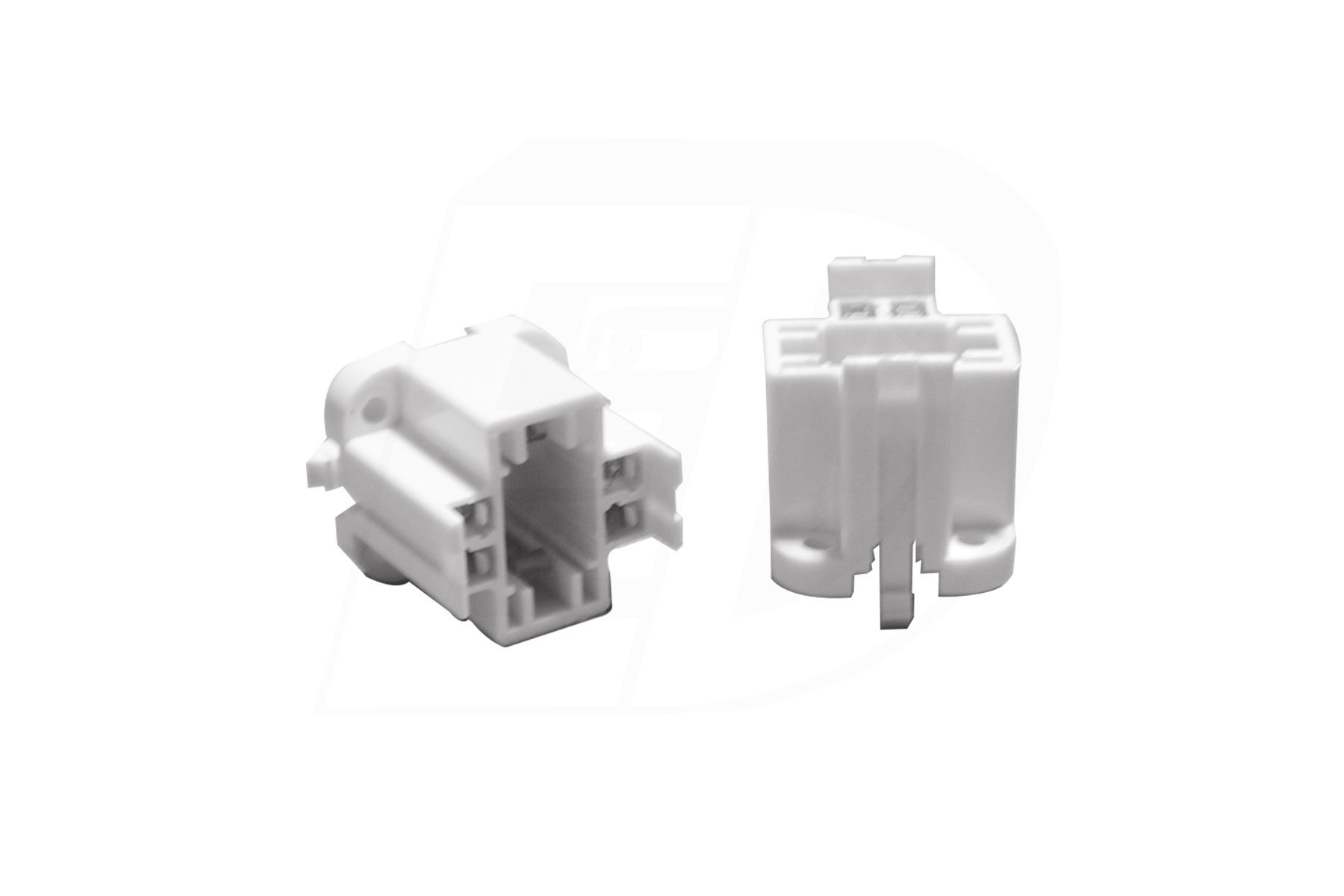 4 Pin G24 or GX24 CFL Light Socket