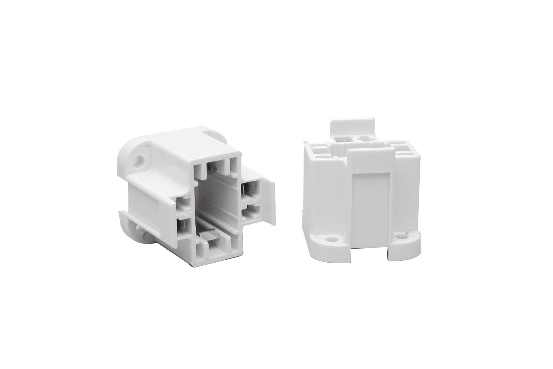 4 Pin G24-Q3/4, GX24-Q3/4 CFL Light Socket