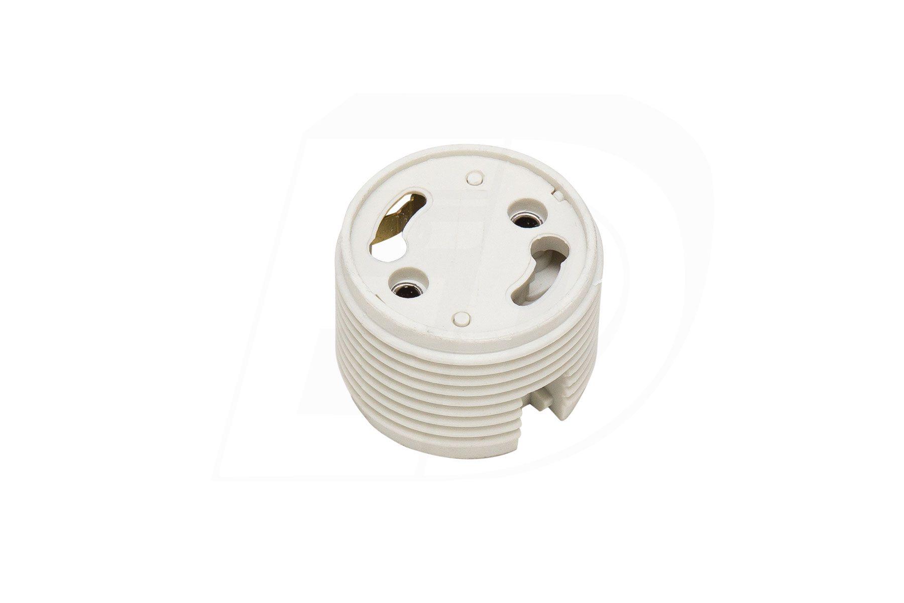 Bi-pin GU24 CFL Light Socket Twist-lock Configuration