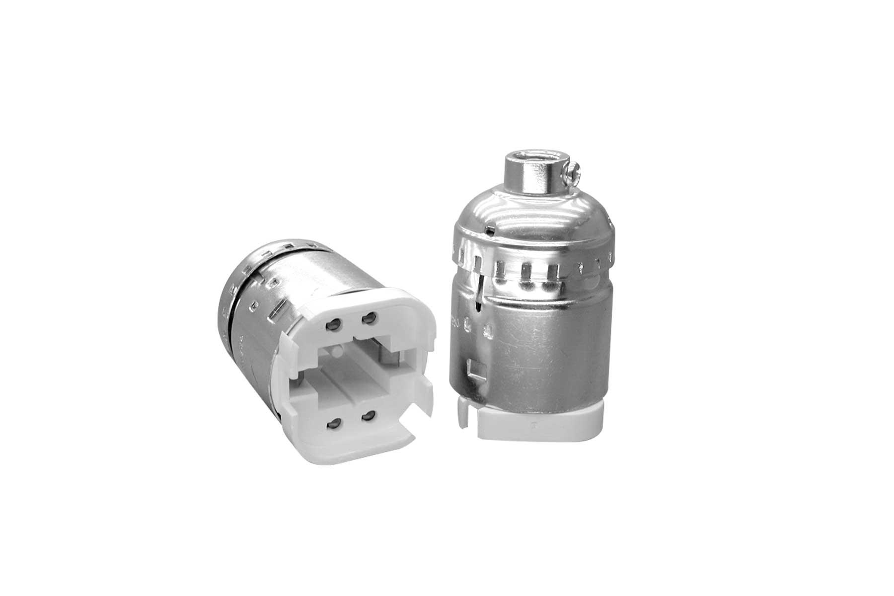 GX24-Q CFL Light Socket