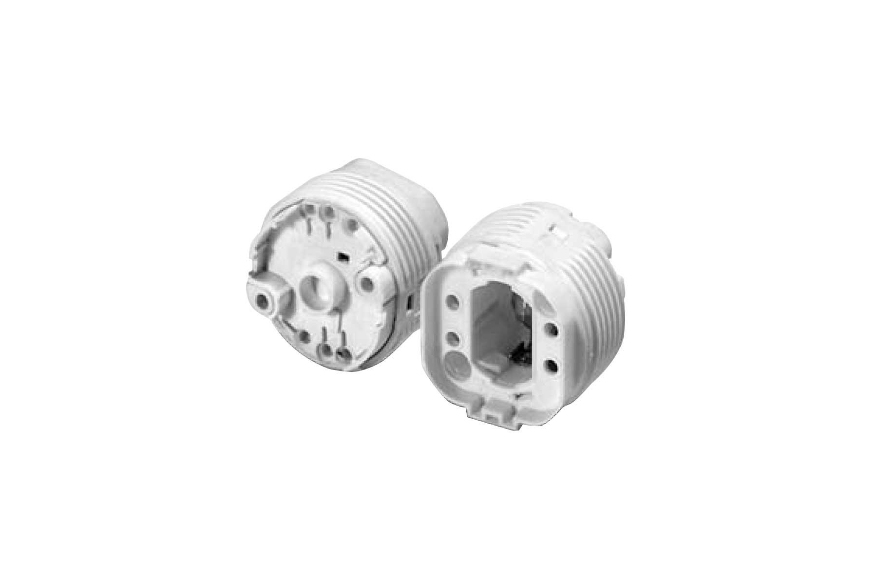 G24-Q4 CFL Light Socket - Outer Thread