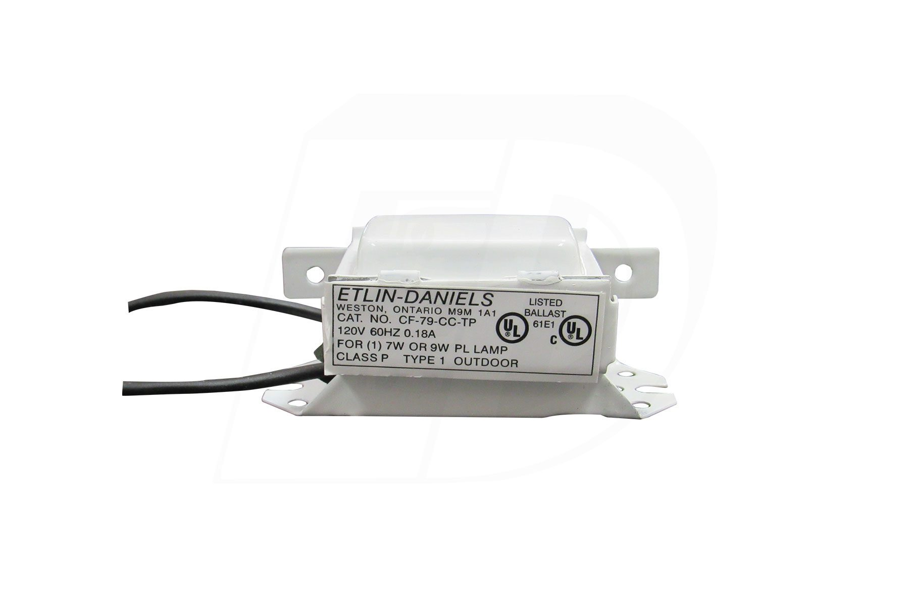 7W and 9W CFL Magnetic Ballast