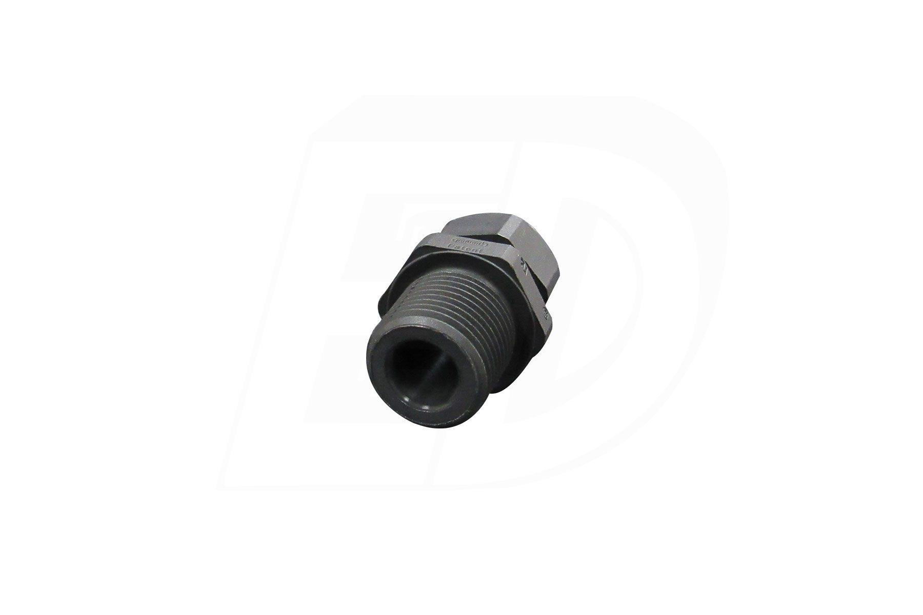 Nylon Straight Liquid Tight Cable Strain Relief Connector