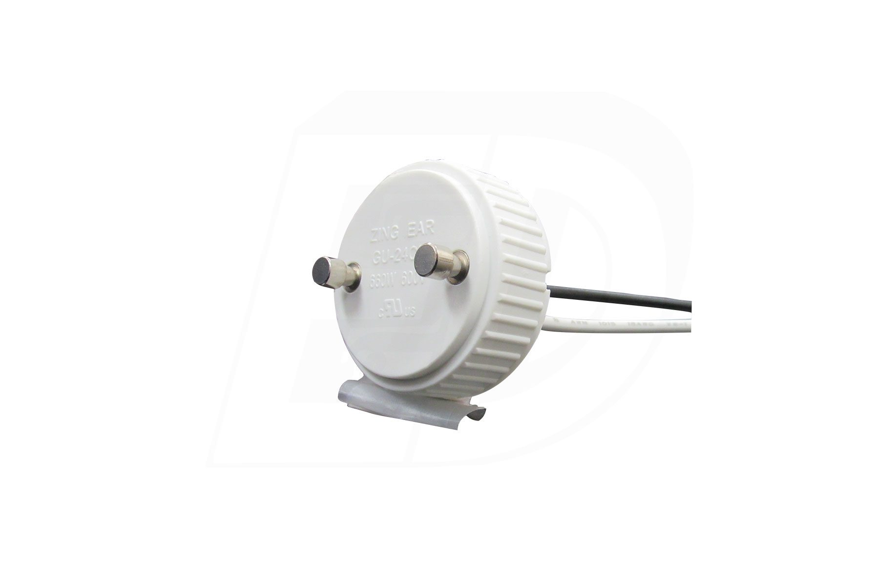 GU24 Base Light Bulb Socket Adapter