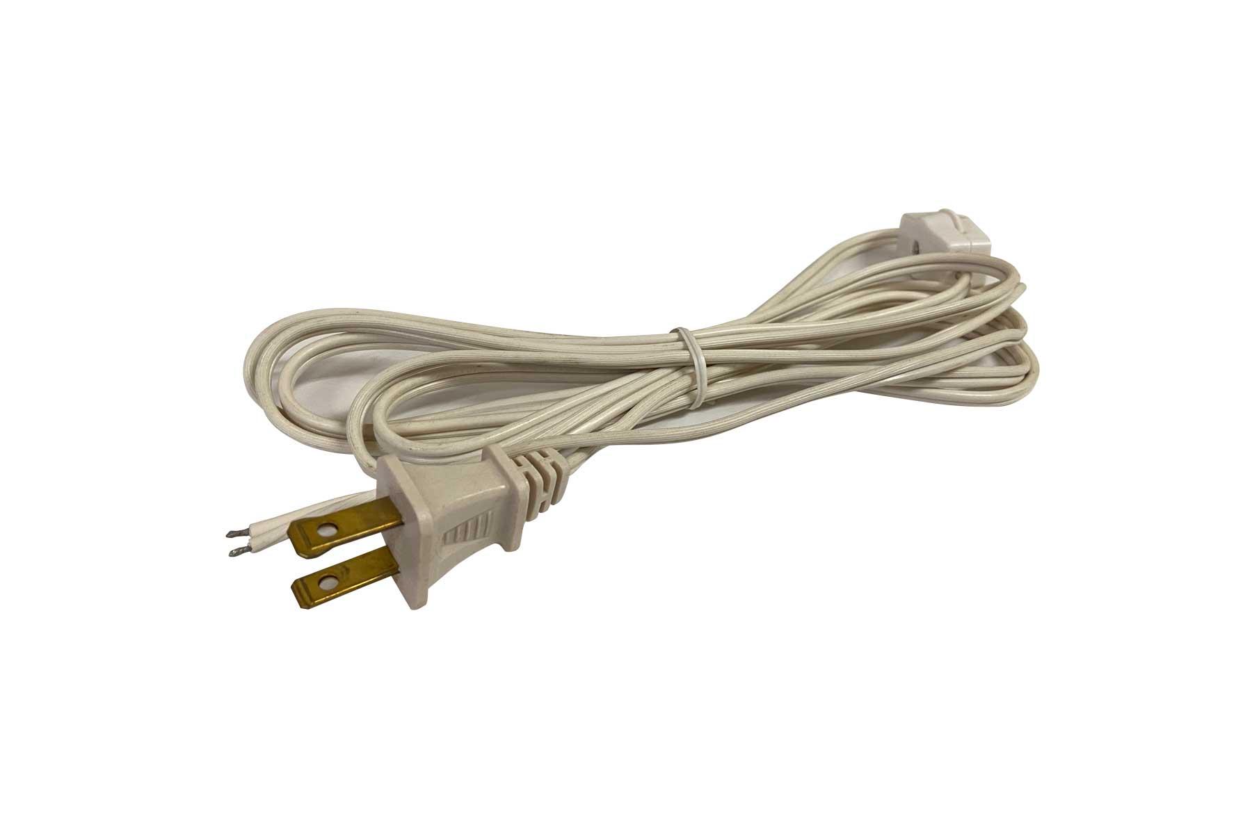 8 ft. SPT-1 AC Power Cord
