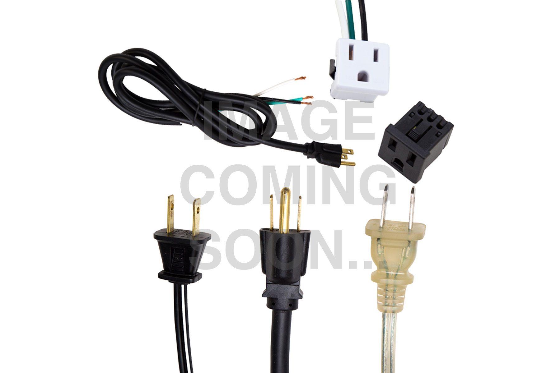 SJOW AC Power Cord