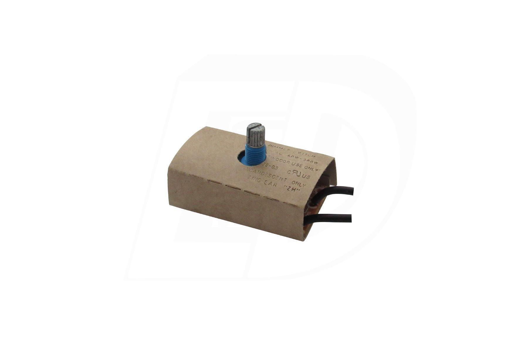 Full Range Rotary Dimmer Lamp Switch