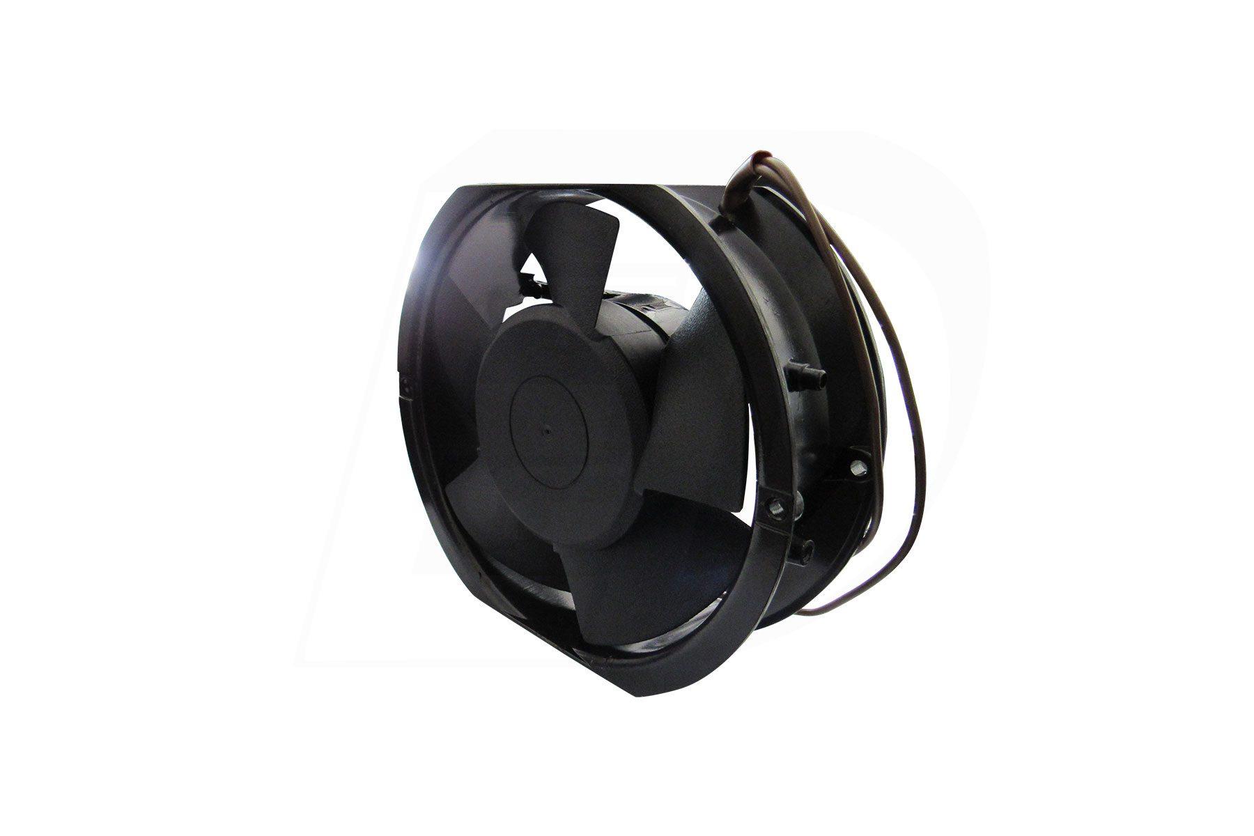 Round AC Axial Fan