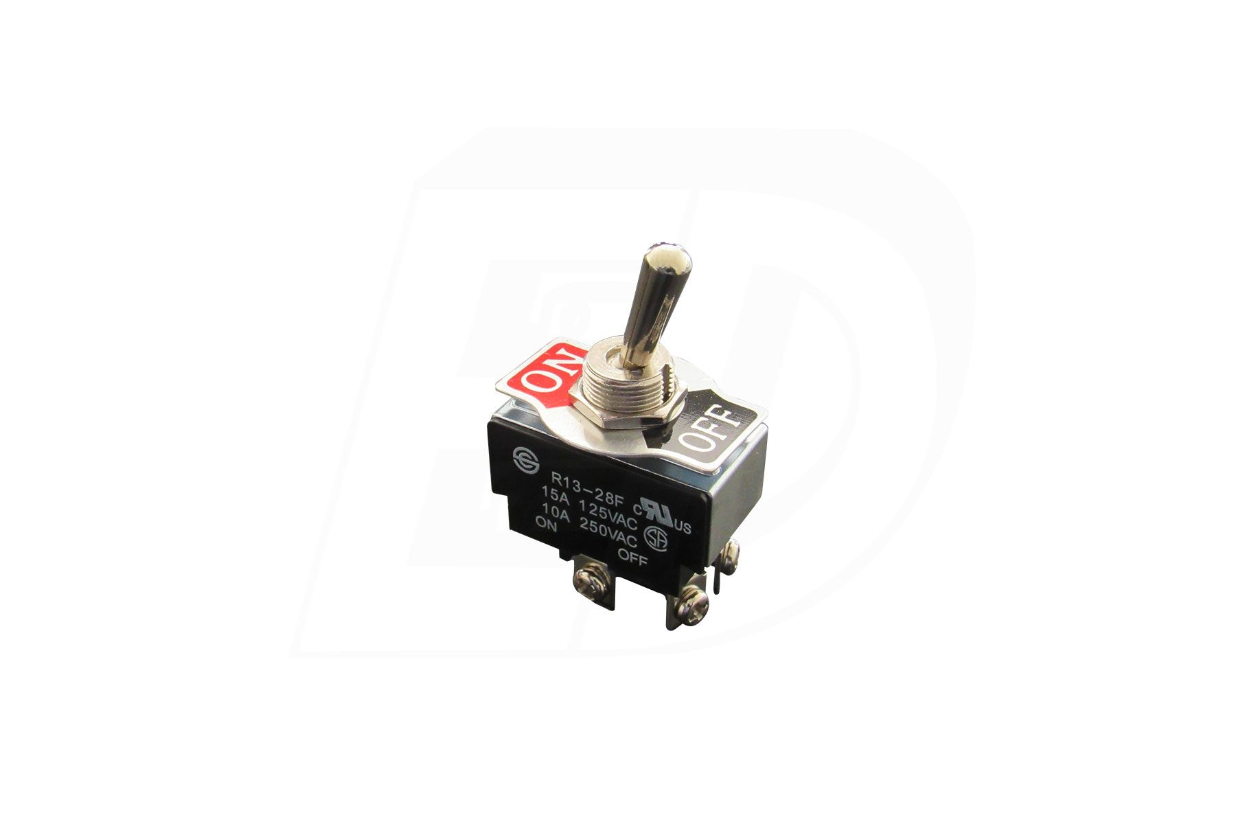 DPST Toggle Lamp Switch