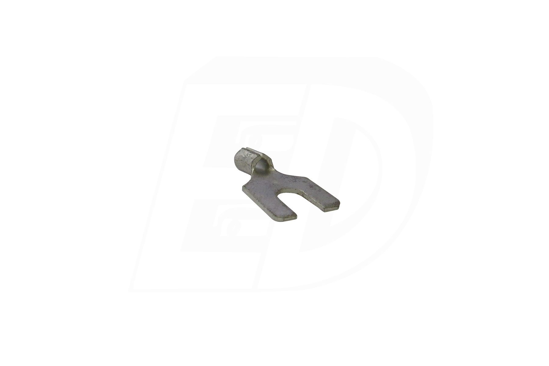 Butted Seam Spade Terminal 22 - 16 AWG