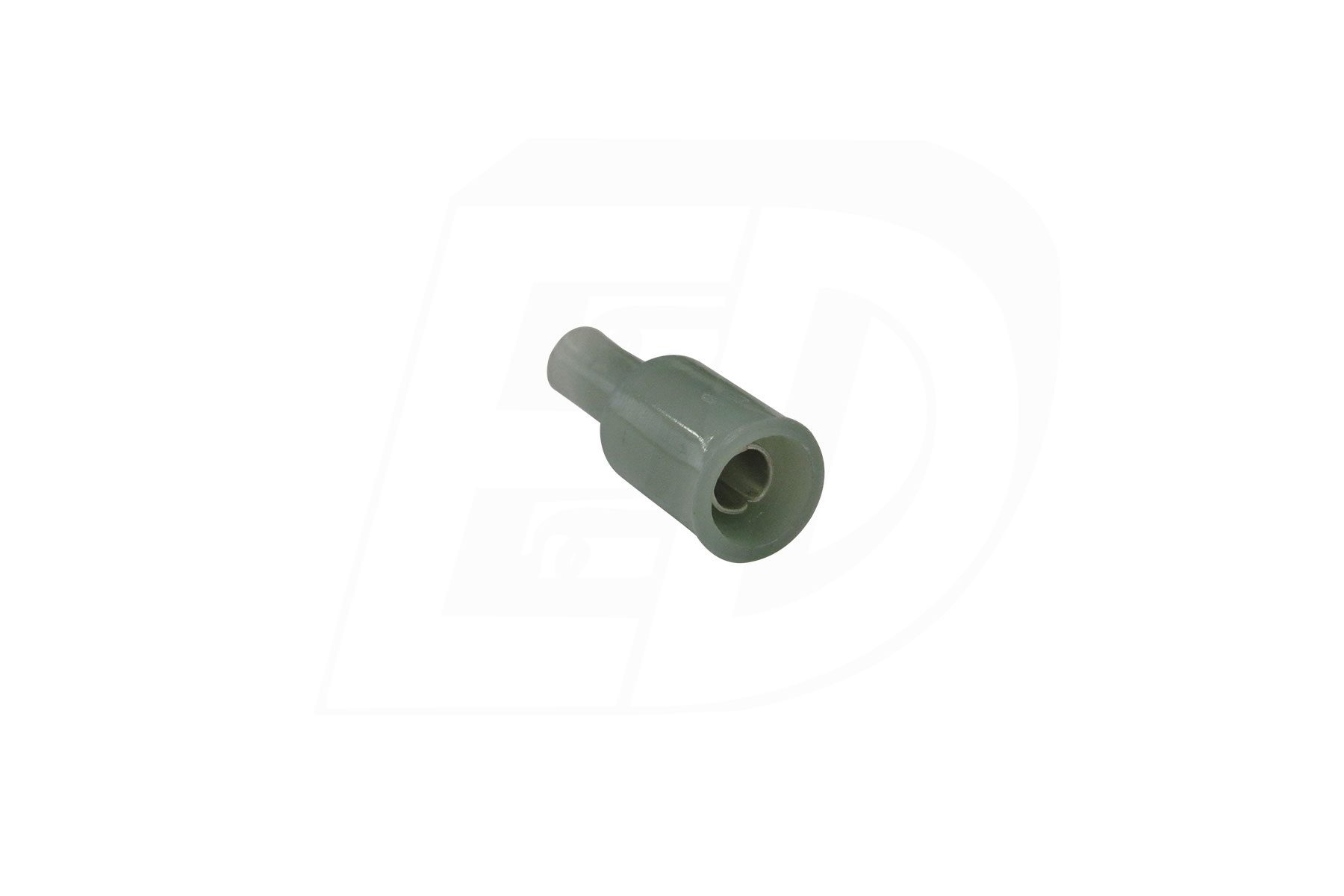 Butted Seam Vinyl Insulated Female Bullet Connectors 16 - 14 AWG