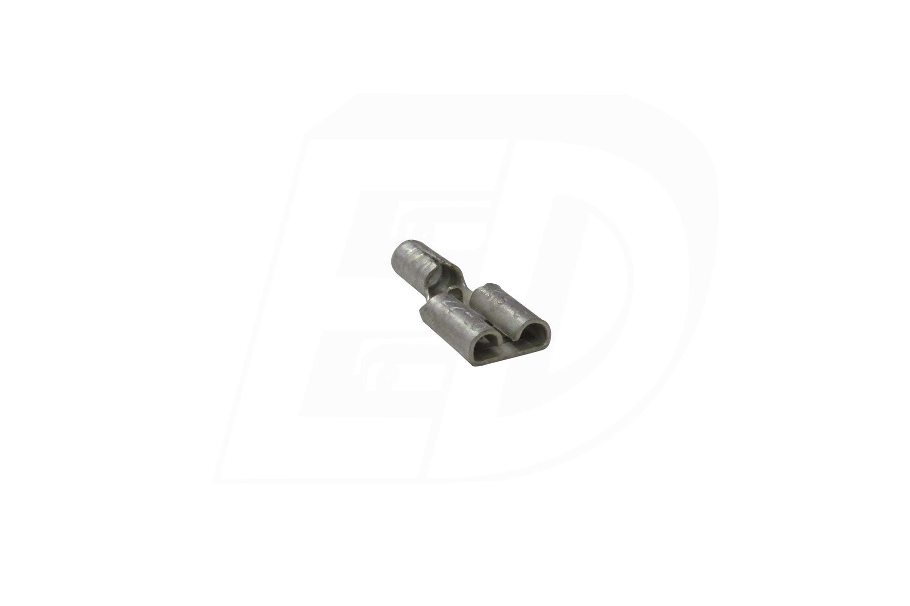 Butted Seam Female Disconnect Terminals 22 - 16 AWG
