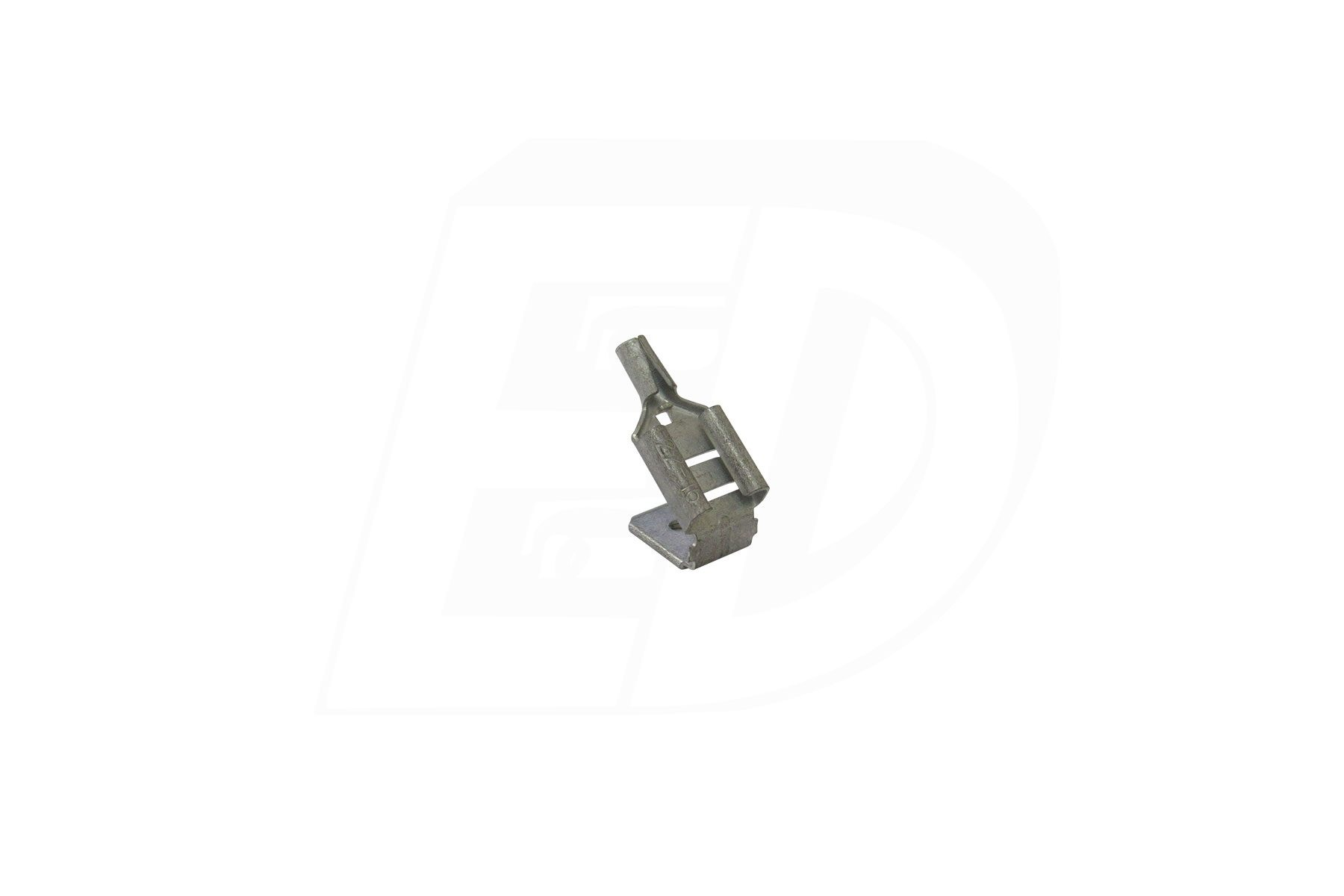 Butted Seam Piggyback quick-disconnect terminals 22 - 16 AWG