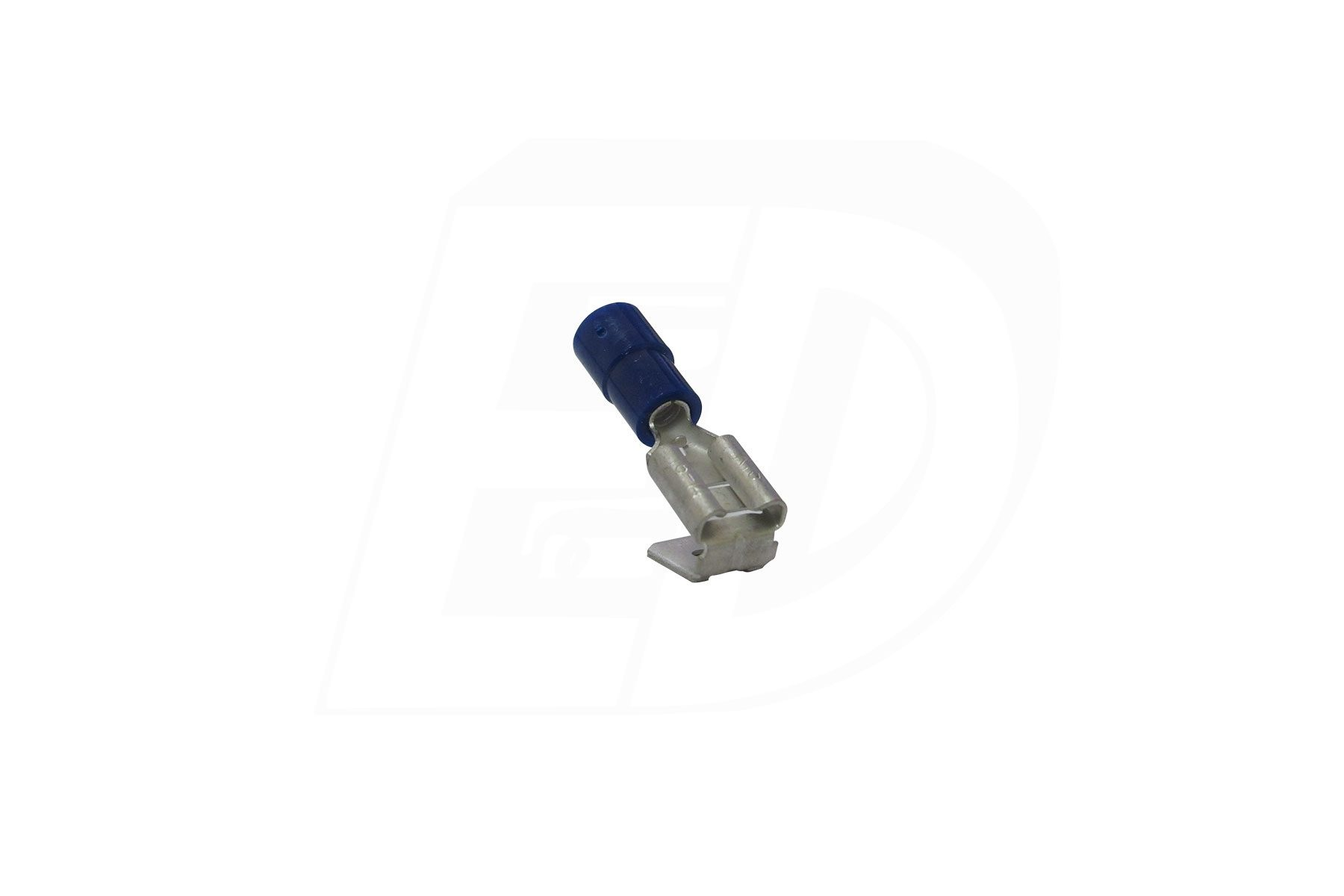 Butted Seam Vinyl Insulated piggyback quick-disconnect terminals 16 - 14 AWG