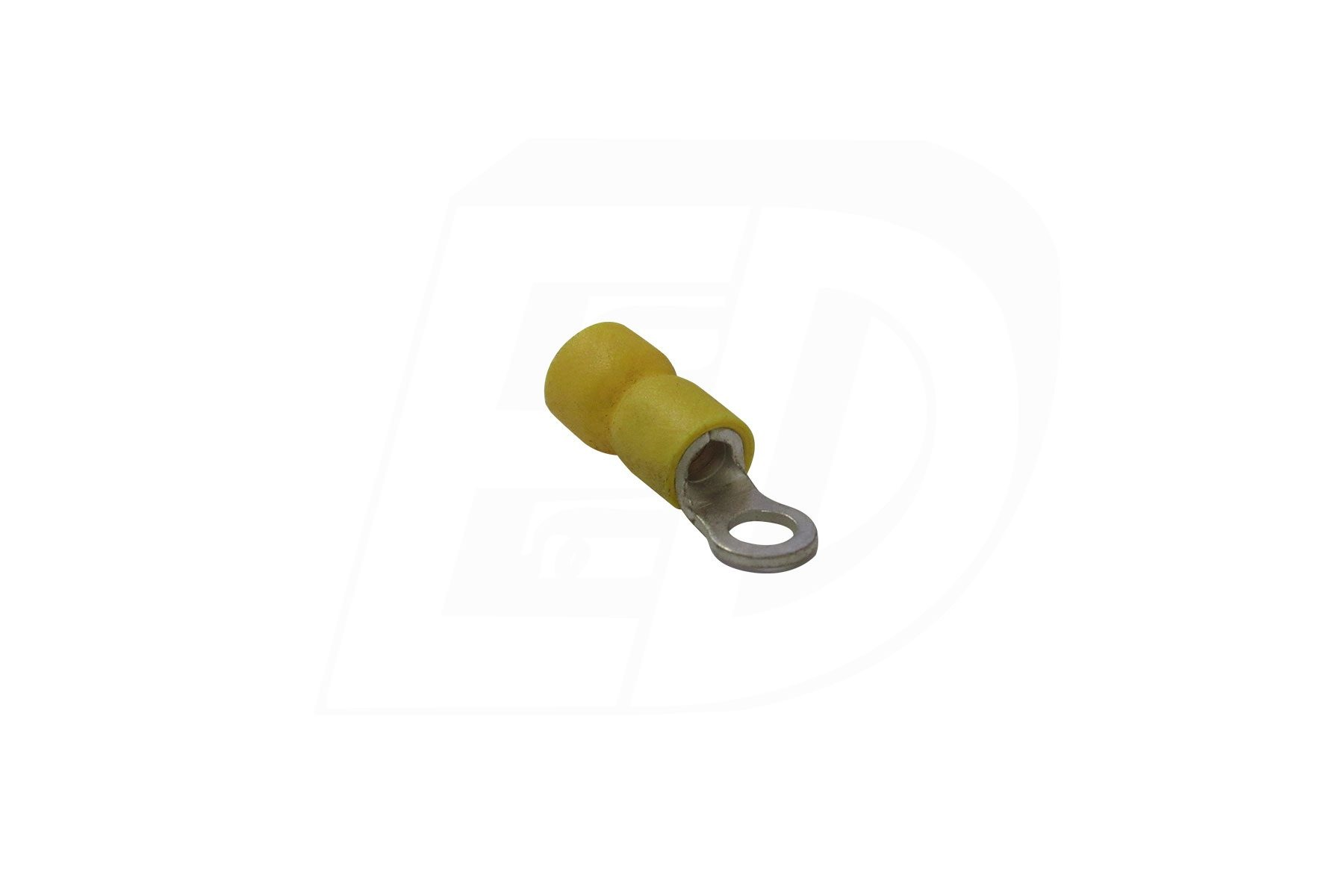 Ring Terminal with Funnel Entry 12 - 10 AWG