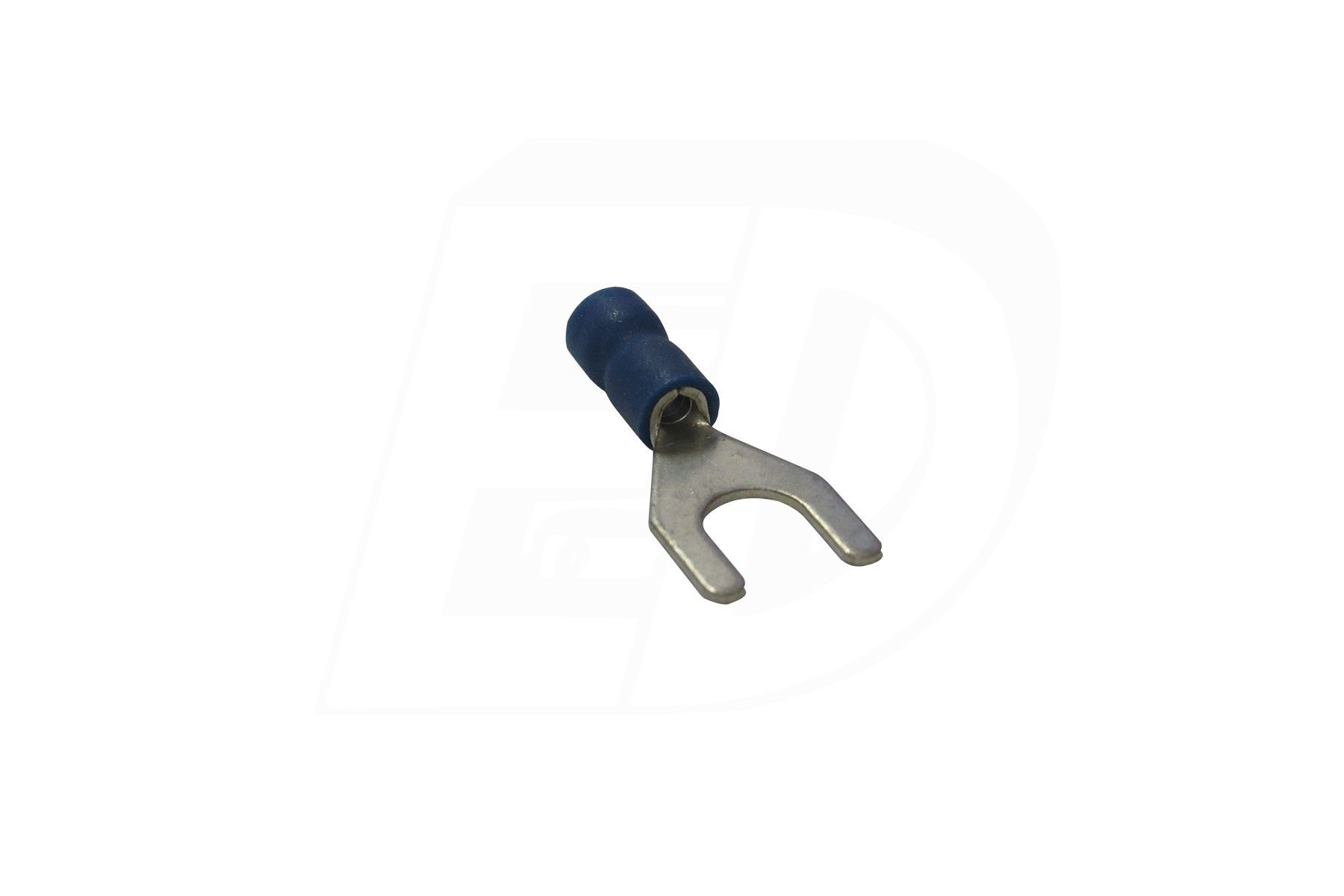 Vinyl Insulated Spade Terminal with Funnel Entry 16 - 14 AWG