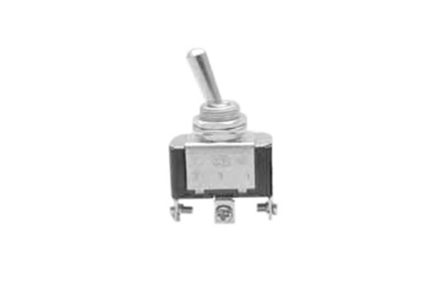 SPST Toggle Lamp Switch