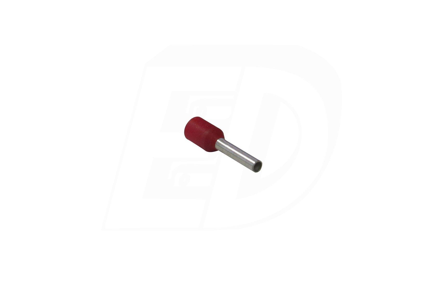 Brazed Seam Nylon Insulated Ferrule Connectors 18 AWG