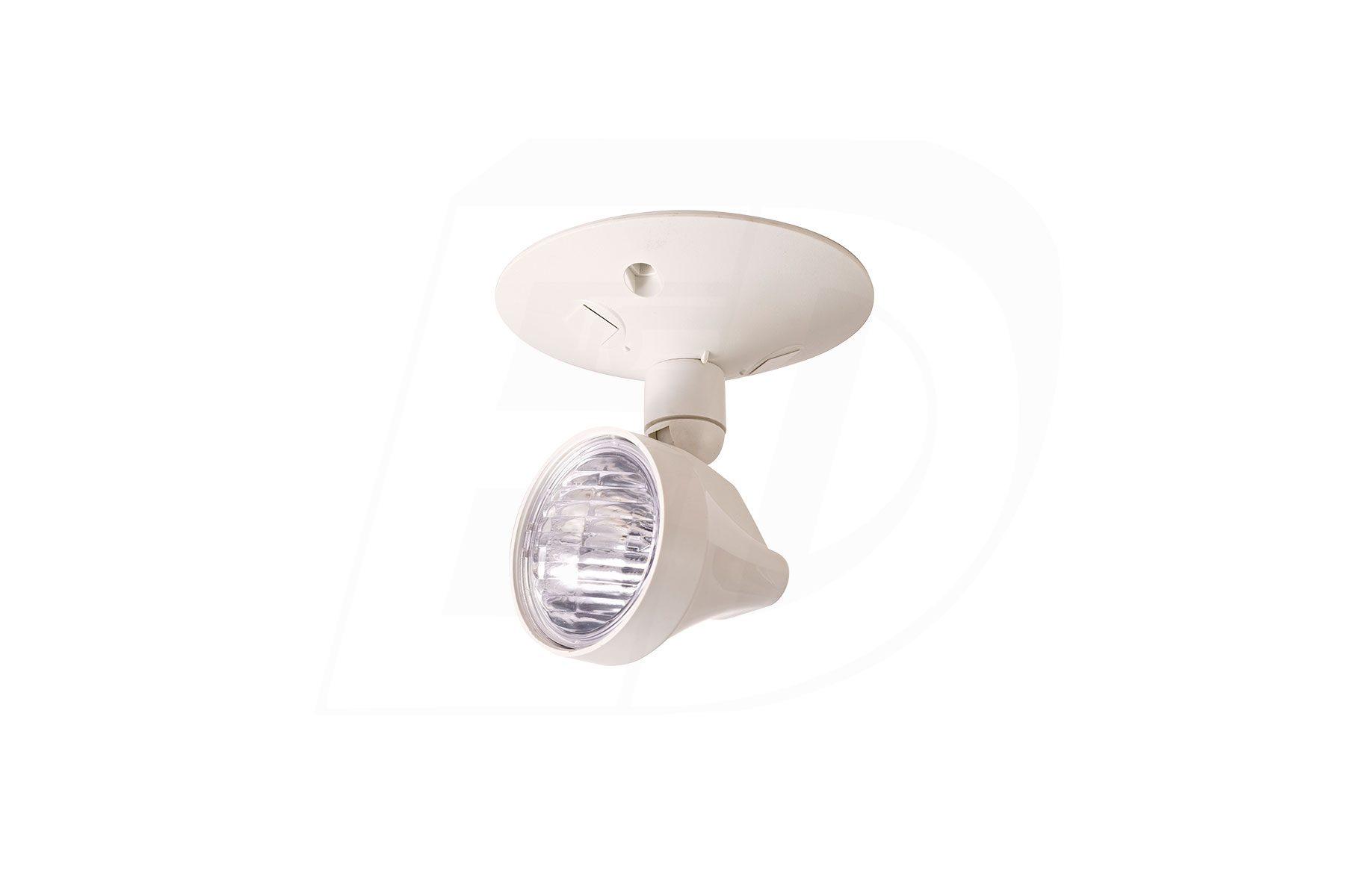 ER210SWH-UD1 - LED SINGLE REMOTE HEAD EMERGENCY LIGHT