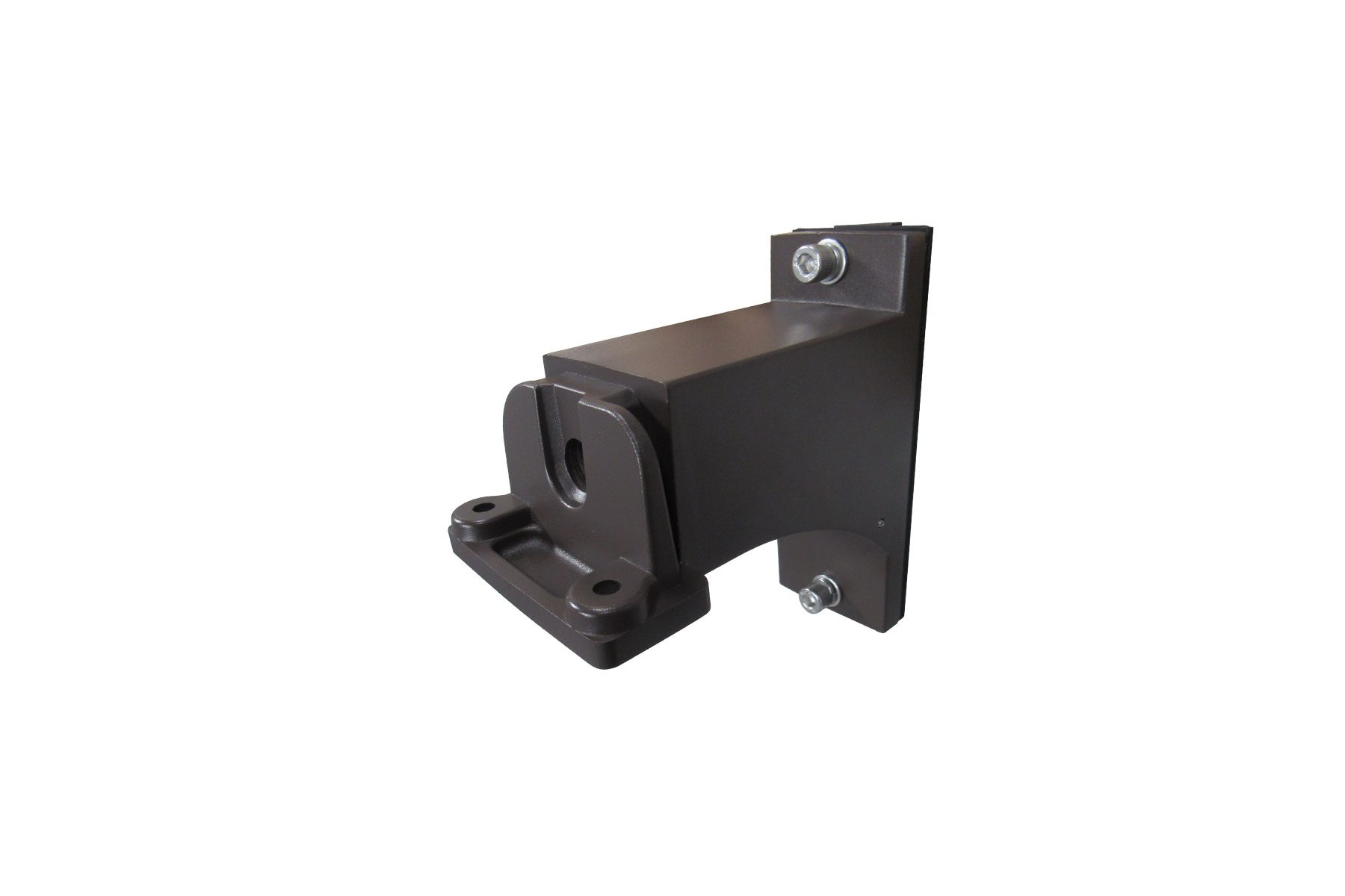 Square and Round pole mount for FLH43 LED Flood Light