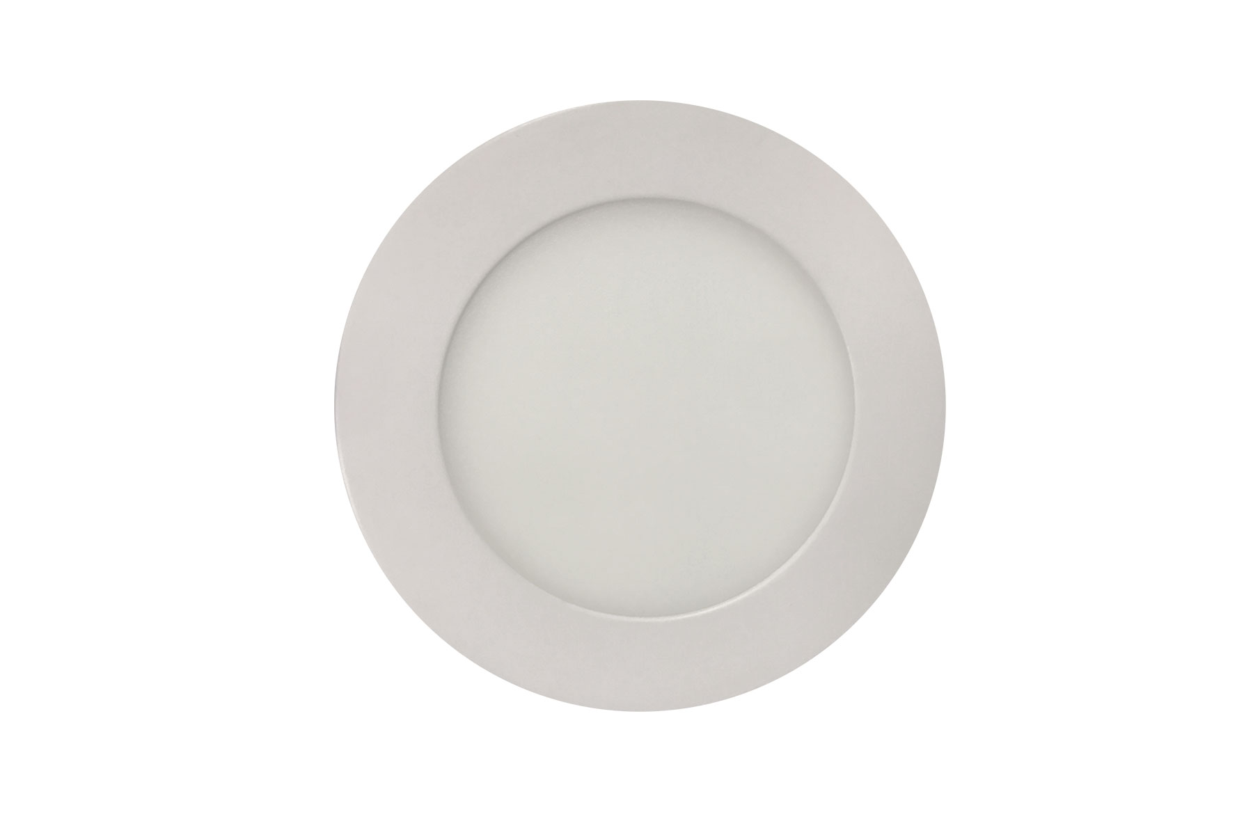 Round Integrated LED Ultra Thin Color Selectable Canless Recessed Lighting with Junction Box