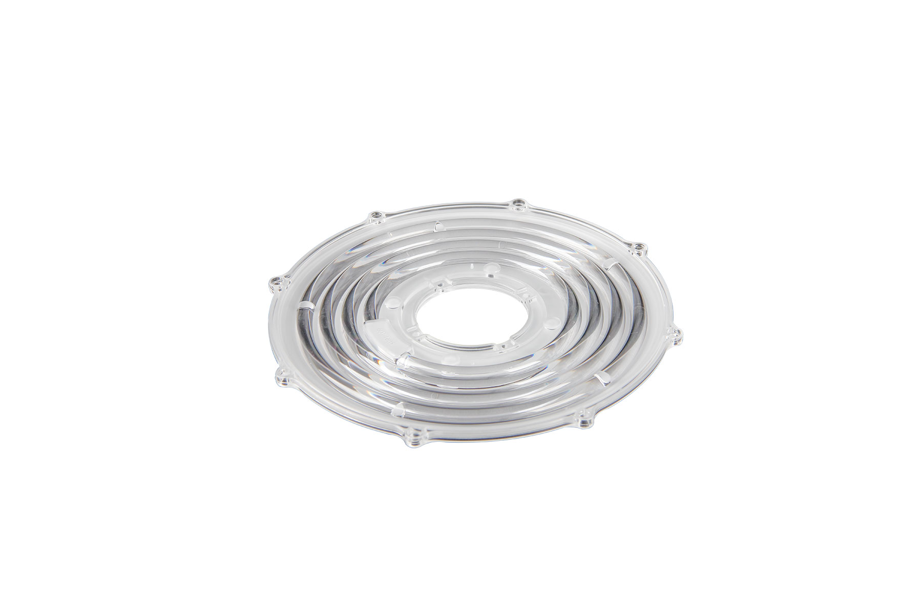 60º Degree Diffuser for HBRA7- Round High Bay LED Light 200W AND 240W
