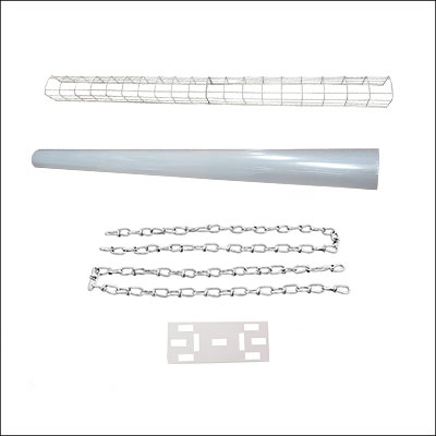 LED STRIP FIXTURE ACCESSORIES