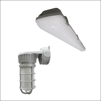 Vapor Tight LED Lights