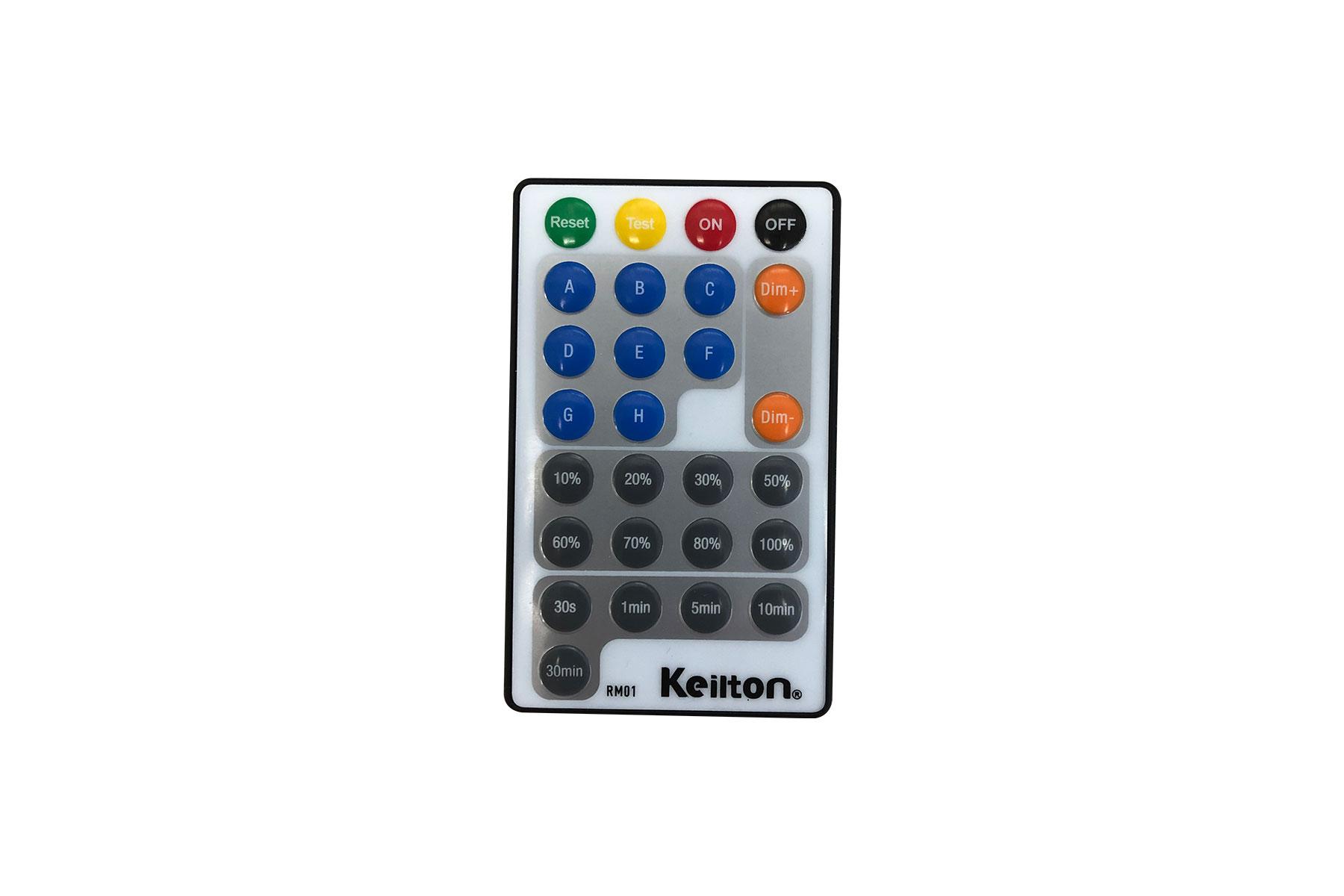 Remote Control for STL5-SENPIR LED Strip Fixture PIR Sensor