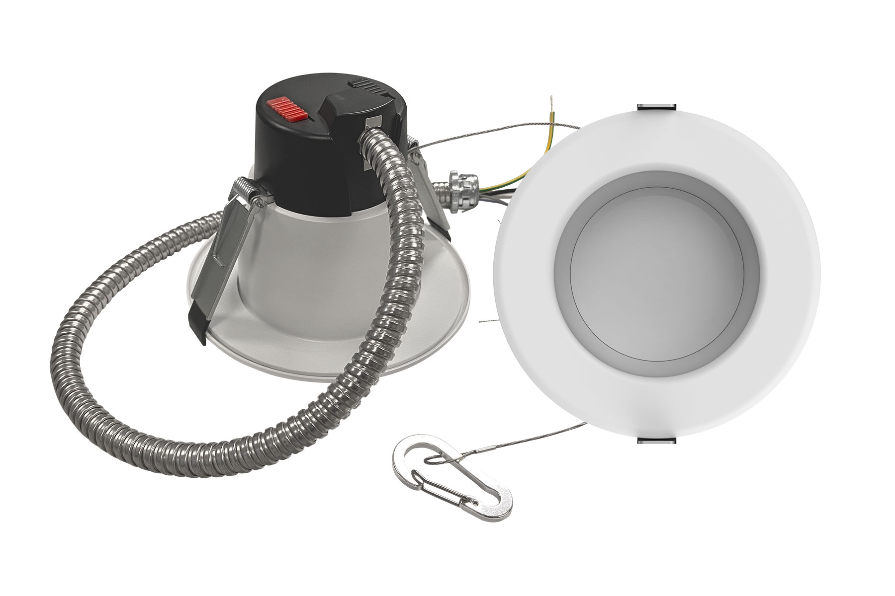 6 INCH. ROUND LED COMMERCIAL RECESSED LIGHTING