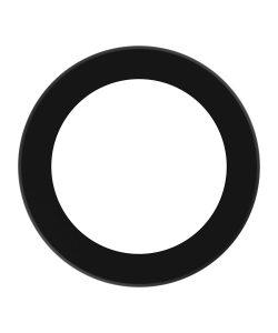 Snap-On Trim, Black for DLCLR 8 Inch LED Commercial Recessed Light