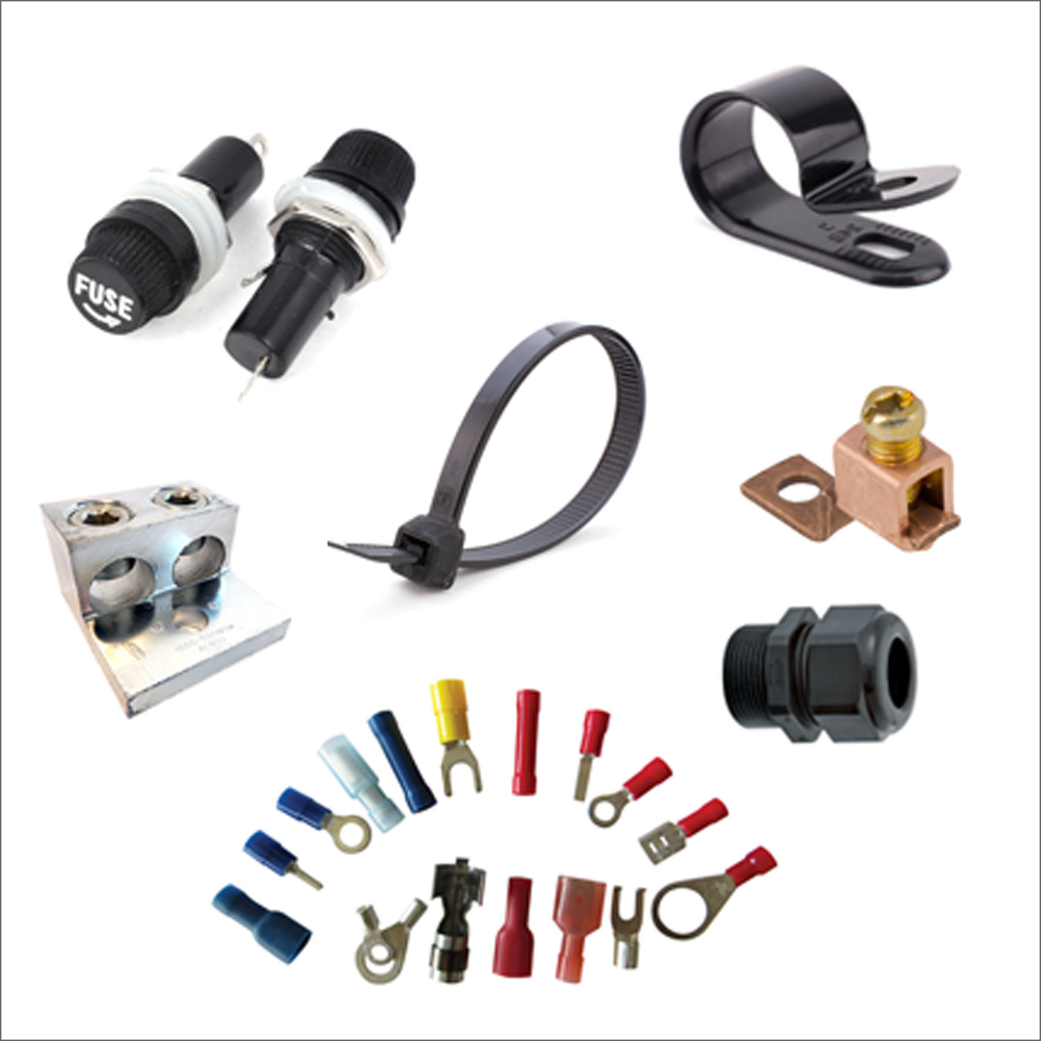 Electrical and Mechanical Hardware