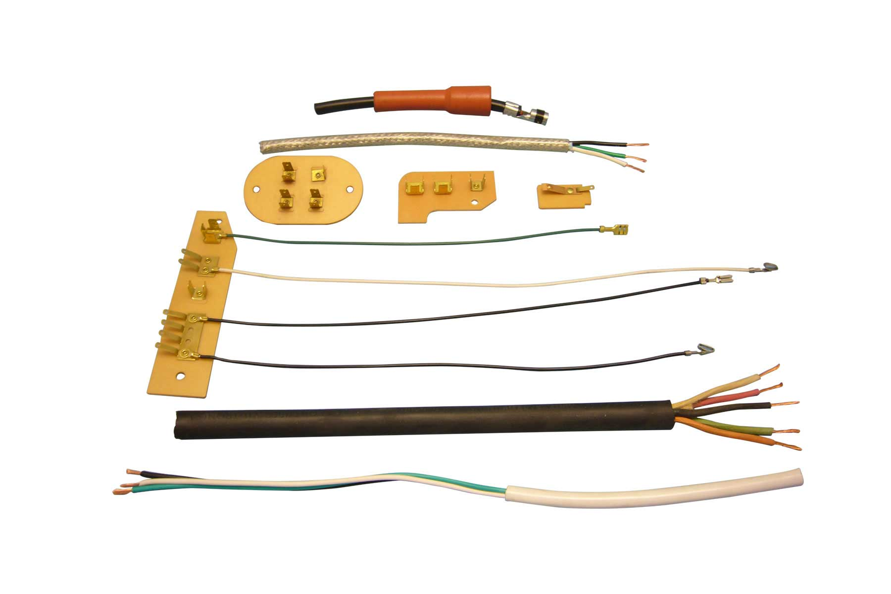Control Panel Electrical Wire Harness Assembly