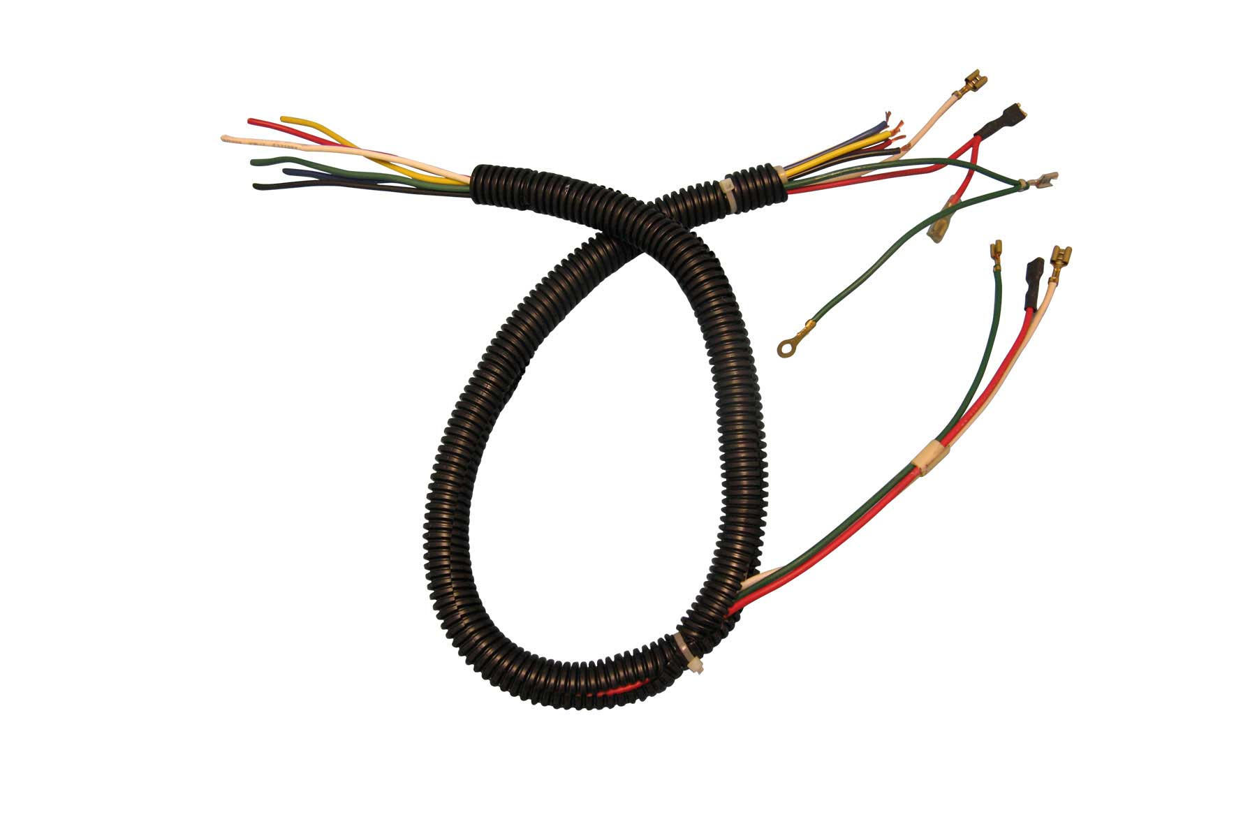Custom Specification Cables and Electrical Wire Harness Assembly