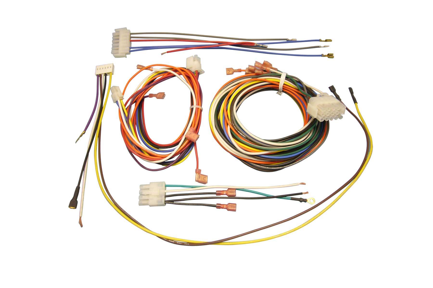 Power Supply Harness