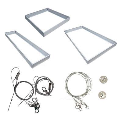 LED Flat Panel Light Accessories