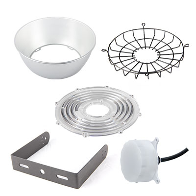 Round High Bay LED Lights Accessories