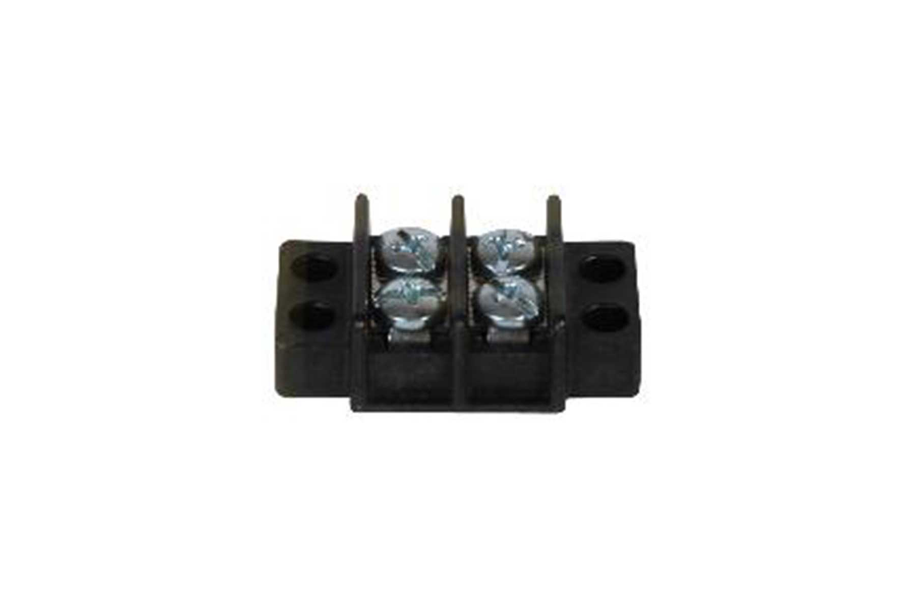 Barrier Style Power Distribution Terminal Block